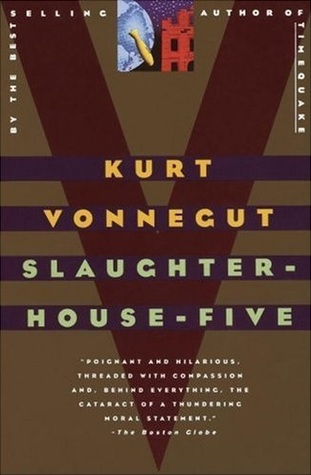 book cover of Kurt Vonnegut's 'Slaughterhouse-Five'