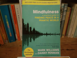 'Mindfulness' book cover